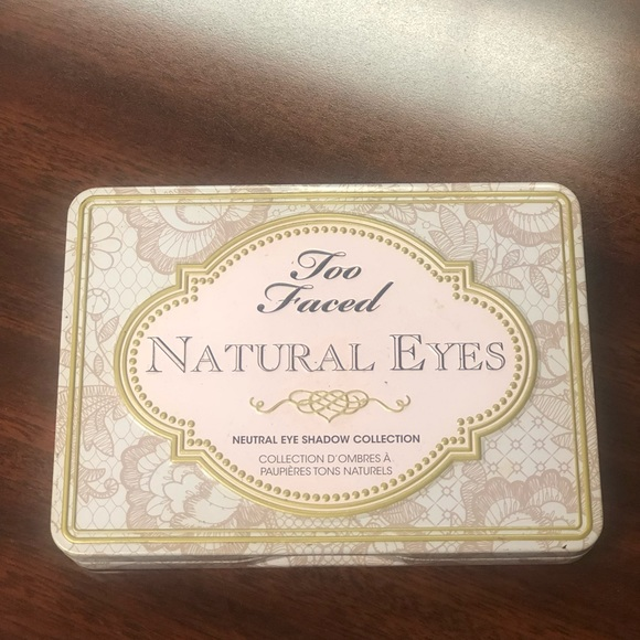 Too Faced Other - Too faced natural eyes